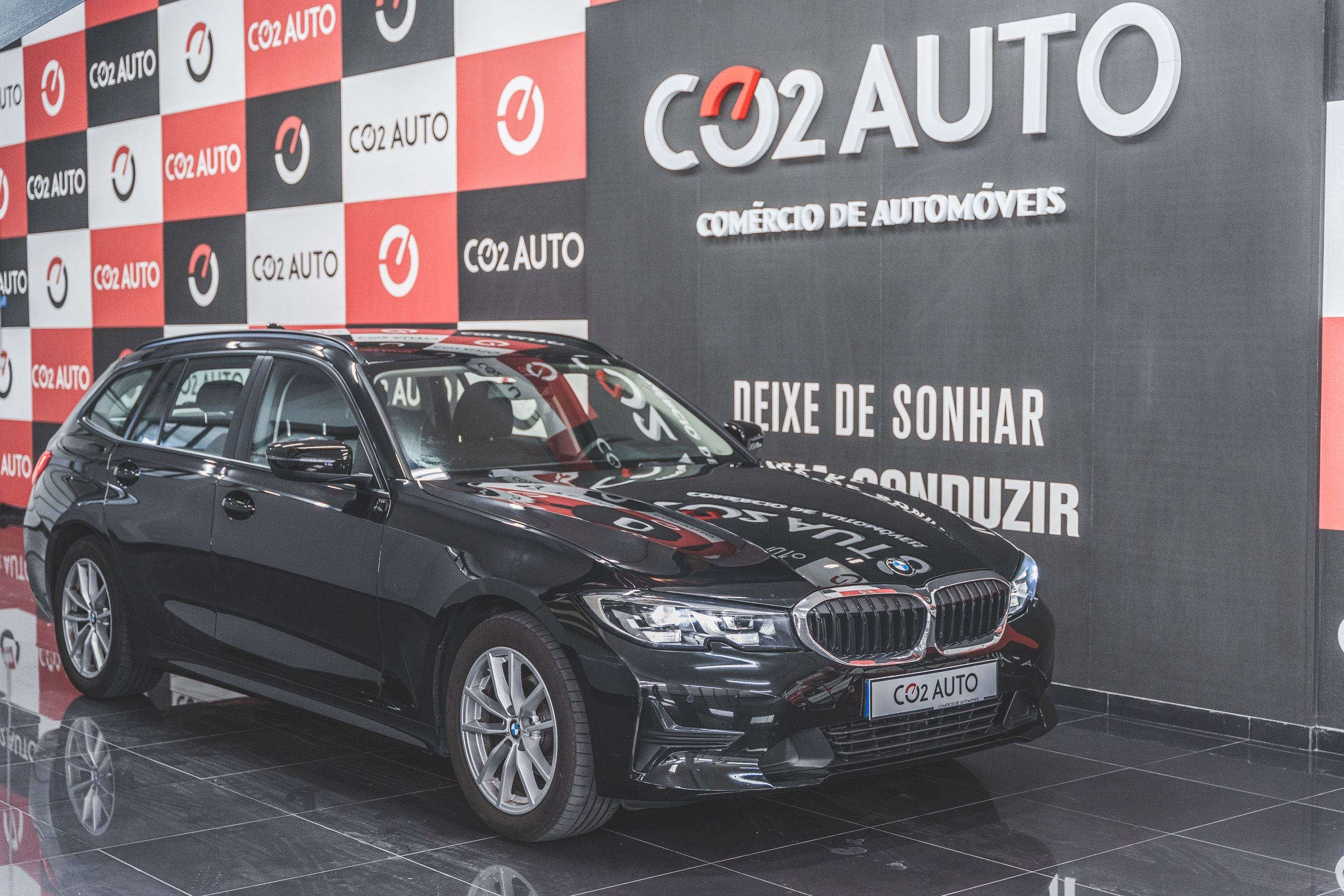 BMW 318 D TOURING ADVANTAGE