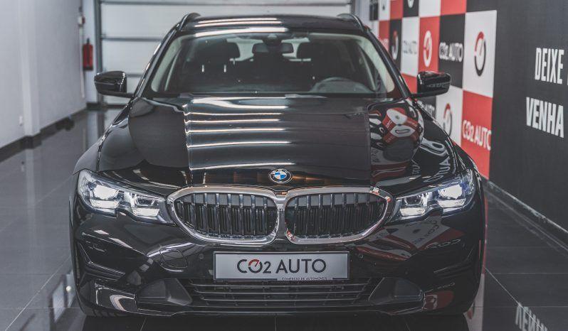 BMW 318 D TOURING ADVANTAGE completo