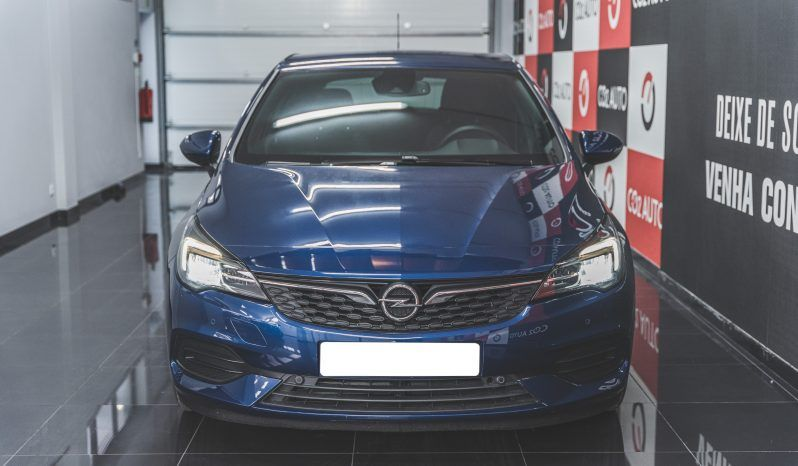 OPEL ASTRA 1.2 T GS LINE completo